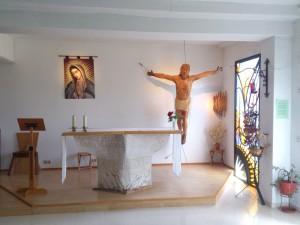 Altar Capilla EMAUS